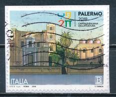 °°° ITALIA 2018 - PALERMO - CAPITALE DELLA CULTURA °°° - 2011-...: Usati
