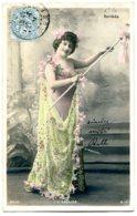 Jeanne SAULIER - Comédienne Et Chanteuse D'opérettes - Principalement Aux Variétés - Photo Manuel - Artistes