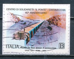 °°° ITALIA 2018 - CIVITAVECCHIA - CENTRO SOLIDARIETA IL PONTE °°° - 6. 1946-.. Repubblica