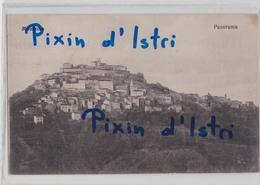 Montona - Istria - 1917. - Croatia