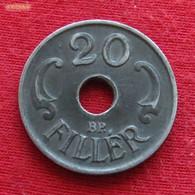 Hungary 20 Filler 1941 KM# 520  Lt 657 Hongrie Hungria Ungarn Ungheria Magyar Hongarije - Hungary