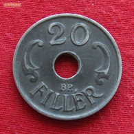 Hungary 20 Filler 1941 KM# 520  Lt 657 Hongrie Hungria Ungarn Ungheria Magyar Hongarije - Ungheria