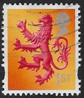 Scotland SG S110 2003 Emblems 1st Good/fine Used [37/30657/25D] - Regional Issues
