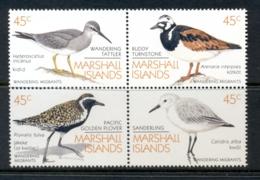 Marshall Is 1989 Migrant Birds Muh - Marshall