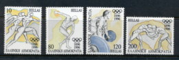 Greece 1996 Modern Olympic Games Centenary MUH - Greece