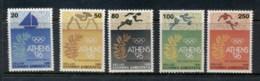 Greece 1990 Summer Olympics Bid MUH - Greece