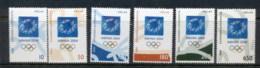 Greece 2000 Olympic Emblem, Athens MUH - Greece