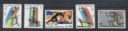 Greece 1992 Summer Olympics Barcelona Muh - Greece