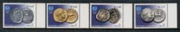 Greece 2004 Olympic Coins Muh - Greece