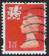 Wales SG W97 2000 Machin 1st Good/fine Used [37/30658/25D] - Regional Issues
