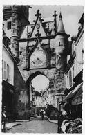 AUXERRE - N° 128 - L' HORLOGE AVEC PERSONNAGES - FORMAT CPA NON VOYAGEE - Auxerre