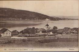 France - Carte Postale Neuf -  Veyrier Et Le Lac D'Annecy - Veyrier