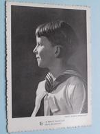 Le Prince BAUDOUIN Prins (Belgique - België) (Photo ALBAN) Anno 19?? ( Voir Photo ) ! - Familles Royales