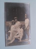 La Famille Royale De Belgique - België ( 3 CP / PK ) Anno 19?? ( Voir Photo Pour Detail Svp ) ! - Familles Royales