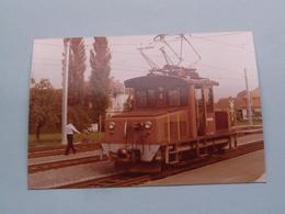 TRAM ( Lot De 8 Photo ) > SUISSE >> Neuchâtel / Berne / Zürich >> Anno +/- 1977 ( Voir / Zie Foto's ) ! - Lieux