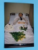 Man Op STERFBED > Sur Le Lit De La MORT >> Anno 19?? ( Voir / Zie Foto's ) ! - Andere