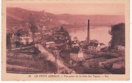 27 Eure -  LE PETIT ANDELY - Vue Prise De La Côte Des Vignes - Les Andelys