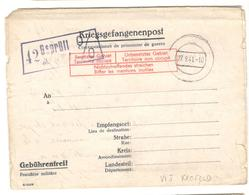 16966 - STALAG  VI J KREFELD FICHTENHAIN - Poststempel (Briefe)