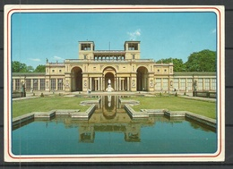 Deutschland POTSDAM Palace Schloss Sanssouci Sent 1996 With Stamp - Schlösser