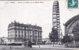 75 - PARIS 07 -  Avenue De Suffren Et La Grande Roue - Arrondissement: 07