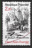FRANCE 2443 Centenaire De La Naissance D'Henri Alain-Fournier - France