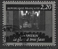 FRANCE 2438 Cinquantenaire De La Cinémathèque Française Jean Epstein La Glace à 3 Faces - France