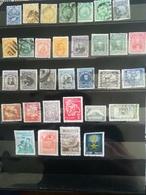 Lot De Timbres Bolivie Anciens - Stamps