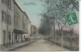Saint Ambroix Faubourg Du Paradis , St Ambroix - Saint-Ambroix