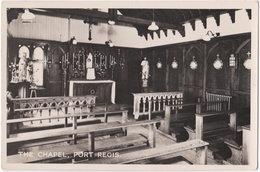 Pf. PORT REGIS. The Chapel (à Situer) - Non Classificati