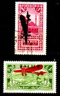 Siria-00058 - Posta Aerea Del 1929-30 (sg/o) NG/Used - Senza Difetti Occulti. - Syrie (1919-1945)
