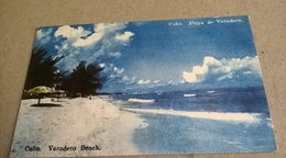 CUBA VAREDERO BEACH (275) - Cuba