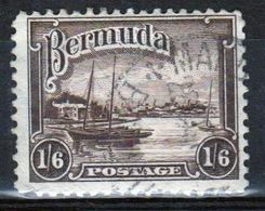Bermuda George V 1/6d Single Stamp From The 1936 Definitive Set. - Bermuda