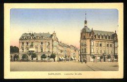 Saarlouis Lisdorfer Strasse 1918 Trinks - Kreis Saarlouis