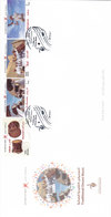 Oman New Issue 2019,Traditionsal Omani Music 4 Compl.set OFFICIAL FDC-Limited- Nice Topical -SKRILL PAYMENT ONLY - Oman