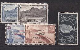 Réunion N°247 à 251** - Réunion (1852-1975)