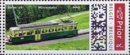 "MyStamp PRIOR ""Mürrenbahn"" Mechelse Postzegelkring ""Opsinjoor"" (M.P.O.) - België"
