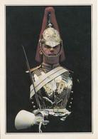 Carte  , ANGLETERRE , LONDON , BUCKINGHAM PALACE, A Royal Horse Guard Outside - Cartes