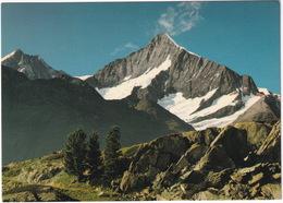 Auf Dem Weg Nach TUFTERNALP - Schalihorn Und Weisshorn - (Wallis) - VS Valais
