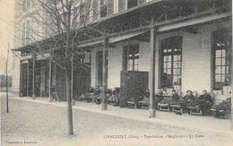 Liancourt (Oise) - Sanatorium D'Angicourt, La Cure Et Curistes - Edition Vandenhove - Liancourt