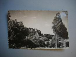 POUILLY EN AUXOIS  -  21  -  Les Roches De Baume  -  Côte D'Or - Autres Communes