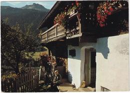 Grüsch - Prättigauer Haus - (GR) - GR Grisons