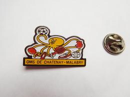 Beau Pin's , Ville De Chatenay Malabry , OMS Sport , Tennis , Football , Tennis De Table , Boxe , Pieuvre - Tennis De Table