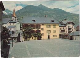 Visp : Martiniplatz - (VS) - VS Valais