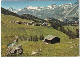 Fex-Crasta, Fextal Im Oberengadin - (GR) - GR Grisons
