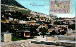 GIBRALTAR -- Rosia And Barracks - Gibraltar