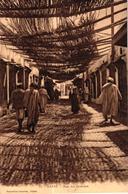 MAROC - RABAT RUE DES SAVETIERS - Rabat