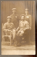 Allemagne. WW1. Mannheim, 15e Kriegsgefangenen Kie. Rare Carte Photo De Prisonniers Français (A8p43) - War 1914-18