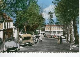 BARBEZIEUX Carrefour Route Paris-Bordeaux, Chalais -1966 - Autres Communes