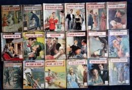 """Collection """" Le Petit Livre """" - Éditions Férenczi - ( Lot De 156 Numéros ) . - Lots De Plusieurs Livres"""