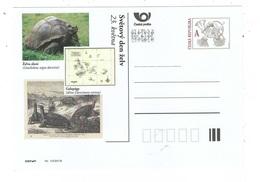 Czech Republic 2019 - Ch. Darwin, International Day Of Turtles, Special Postcard, MNH - Célébrités